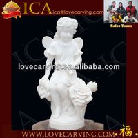 Angel Monument Marble Angel Tombstone Marble