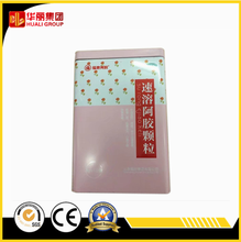 Customized cigarette box, small candy metal box