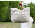 designer linen handbag shoulder bag manufacturer,fashion lady tote bag
