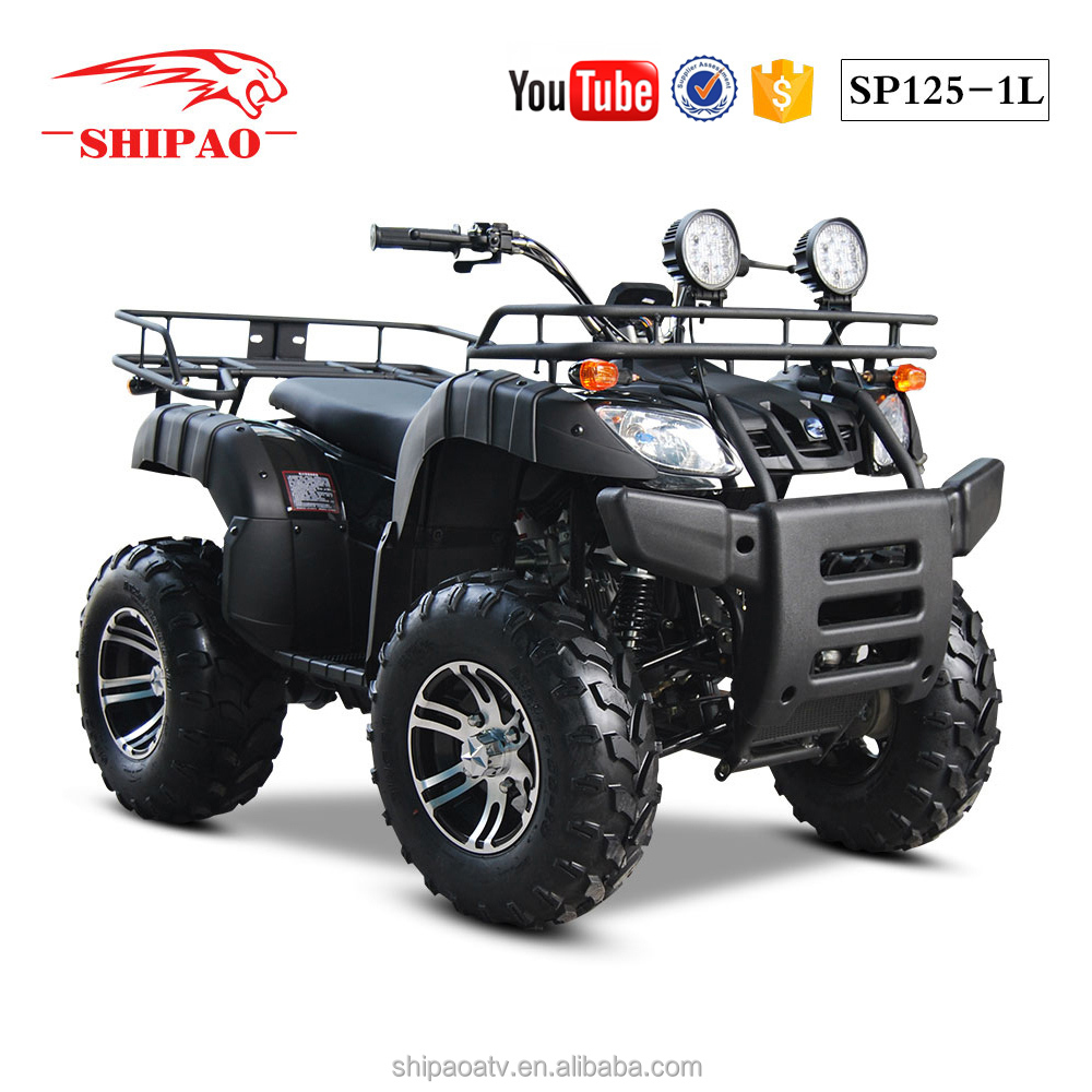 SP125-1L Famous Brand Shipao 125cc Luxury Amphibious ATV For Sale
