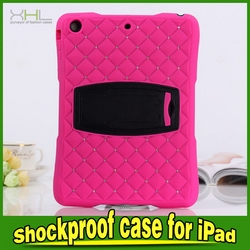 Top grade Crazy Selling hard pc cases for ipad mini