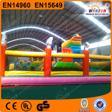 Specialized in inflatable amusement park inflatable toys used for sale