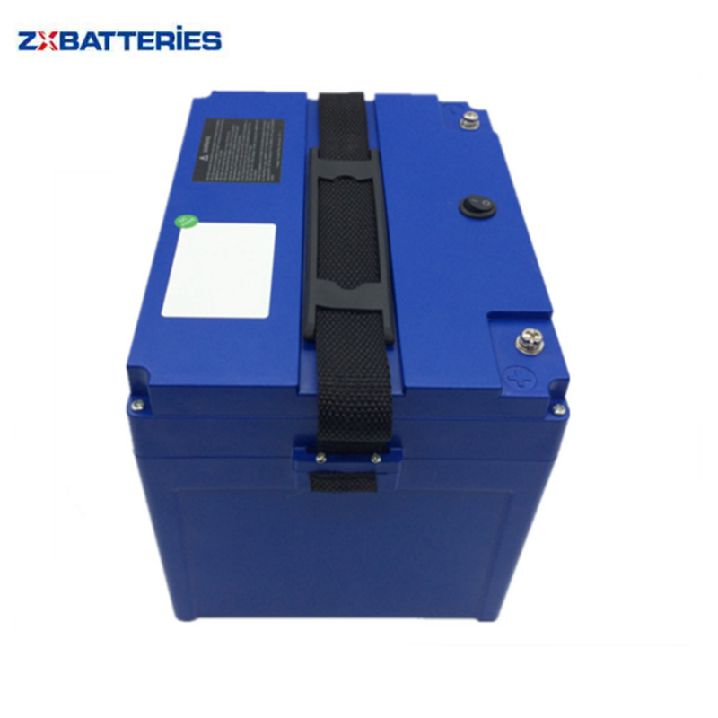 60V/72V Li-ion instead of lead-acid batteries Golf cart Electric vehicle battery