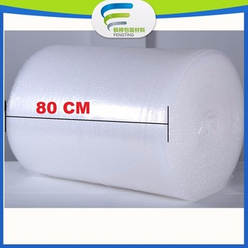 Protective bubble film bubble roll Type PE Material wrap bubble plastic roll