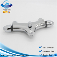 Newly Arrival Thermostatic Shower Faucet Mixer Tap Dual Handle Temperature Control Chrome Brass thermostatic mixing valve TR514