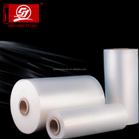 100%virgin material liner low density PE Plastic packing Stretch Film for protectiving