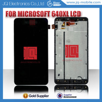 Mobile parts replacement digitizer lcd touch screen for Nokia Lumia N640 lcd assembly