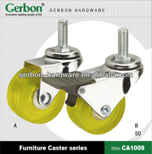furniture legs and castors