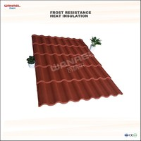 Wanael Nolan 1500 C dgrees Treated Anti-UV Stone Chips Coasted Claudio Vogel Roof Tiles