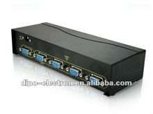 DIPO 600mhz 4 port vga splitter price china