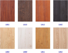 8mm laminate wood flooring from Foshan supplier