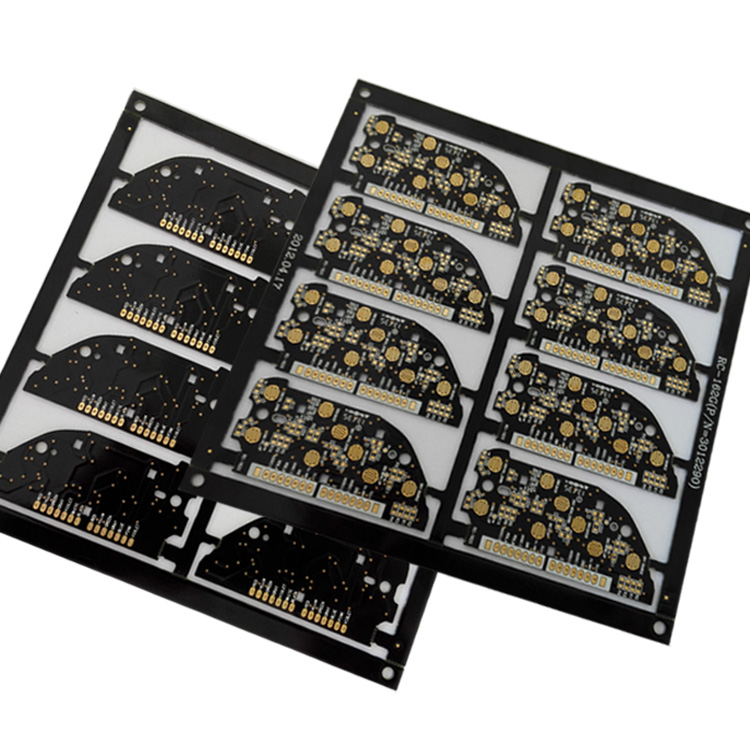 Custom Smart Car Remote Key Double Sided Circuit Board Manufacturer