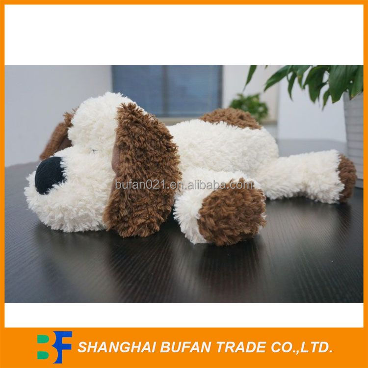 Premium quality new arrival promotional plush woven dog toy