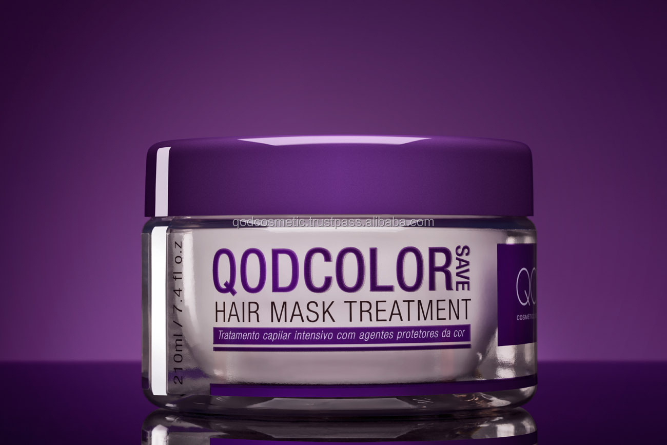 QOD COLOR SAVE HAIR MASK TREATMENT 210G