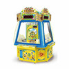New Kids Playing Amusement Park Coin Pusher and Ticket Mental Control Game Arcade Machine Manufacturer