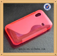 "tpu ""S"" type cellphone case for S5830 Galaxy Ace samsung"