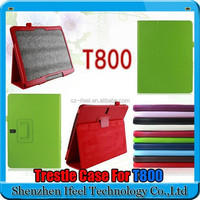 Luxury Magnetic Smart PU Leather Case Cover For T800 with Auto Sleep/Wake Function