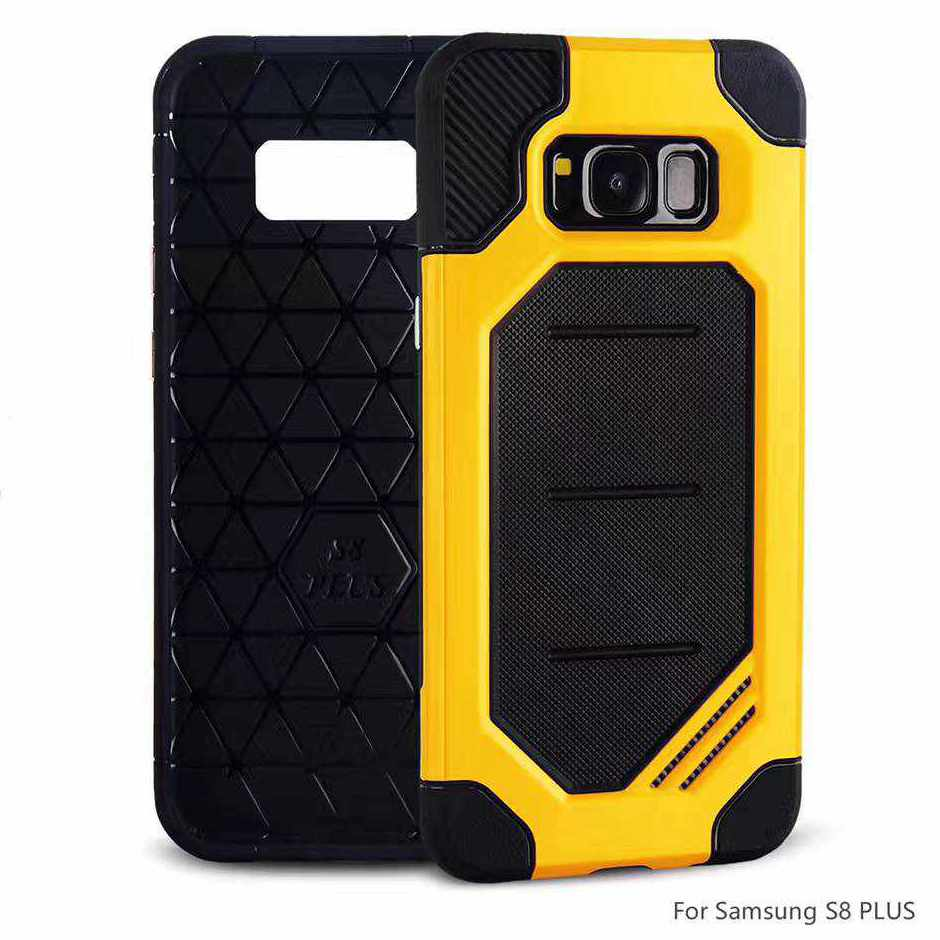 Anti Shock Smart View Cell Phone Cover For Sam S8,Fancy Design With Good Quality Phone Case For Samsung S8 Plus