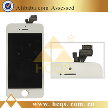 Massive stock for iPhone 4s display assembly repair, for iPhone 5 broken lcd replacement, phone screen repair for iPhone 5