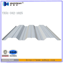 Galvanized welded floor grating steel grid plate truss girder deck for concrete building with high quality