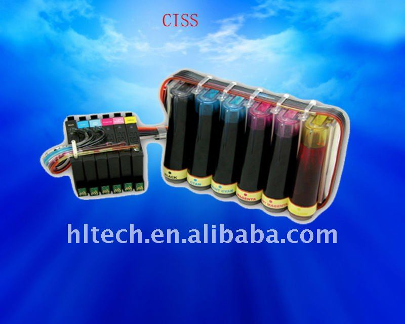 T0791/T0792/T0793/T0794/T0795/T0796 new compatible CISS/continuous ink supply system for Epson 1400