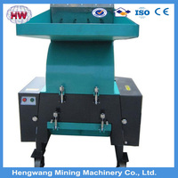 HW-SLP600 pet bottle plastic crusher for recycling line with CE certificate