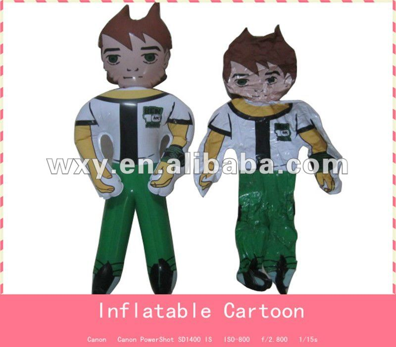 2012 Hot selling inflatable toys for kids WXY-T41