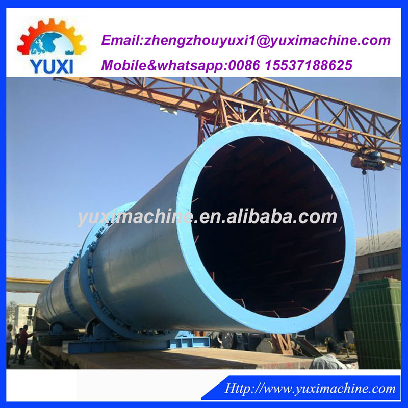China factory output sand coal rotary dryer machine production line price