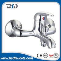Proven design Water Faucet Chrome Finished Bathroom Shower Faucet ,water bathtub faucet made of BSD
