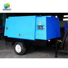 55KW/75HP Portable Electirc Rotary Screw Air Compressor