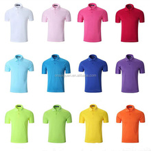Cheap Price cotton Advertising polo tshirt custom polo promotional tshirts