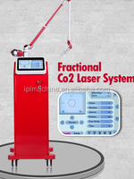 2016 CE approved rf fractional co2 laser vaginal tightening machine co2 laser surgical scar removal