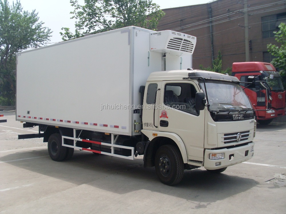Hot sale refrigerator van and truck in Dubai