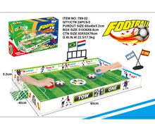 Battery operated football <strong>toys</strong> with DIY football field desk <strong>toy</strong> games football