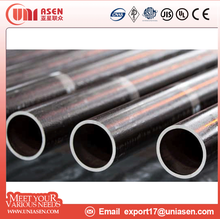 API seamless steel pipe black painting used for oil well casing tube