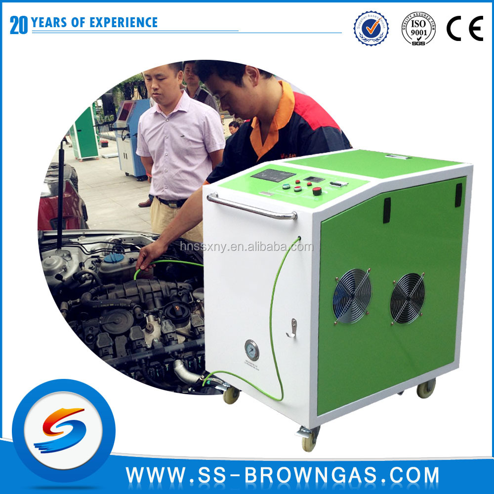 HHO Gas Car Engine Carbon Cleaning Used For Gasoline Diesel Engine
