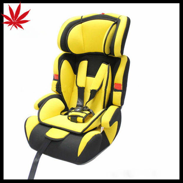 Chevron baby racing shield safety car seat