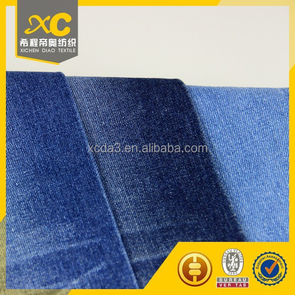 Export to Pakistan, denim organic cotton knit fabric for kids