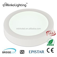 Wholesale Ce Rohs 18W Led Surface Panel Light Round AC85-265V Brightness Factory Offer