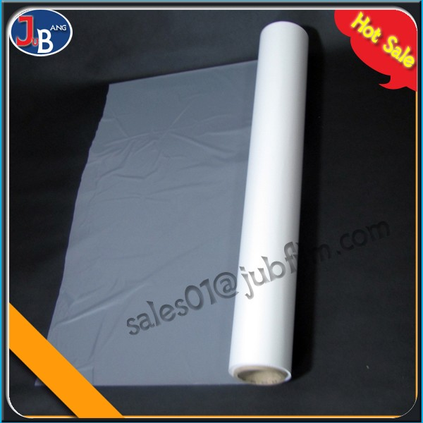 China supplier matte thick plastic wrap