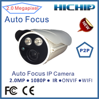 Factory Video surveillance ONVIF P2P IP camera 1080p hd 2mp wireless security ip cam sd card slot wifi outdoor home CCTV camera