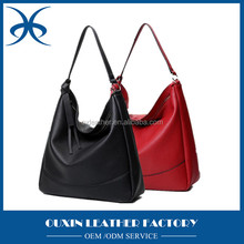 New arrivel tote faux pu leather handbag import wholesale handcrafted shoulder handbag manufacturer usa with stock quantity