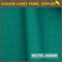 Good design jacquard fabric fashion polyester spandex knitting for dress