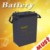 deep cycle battery 6v380ah dry deep cycle battery