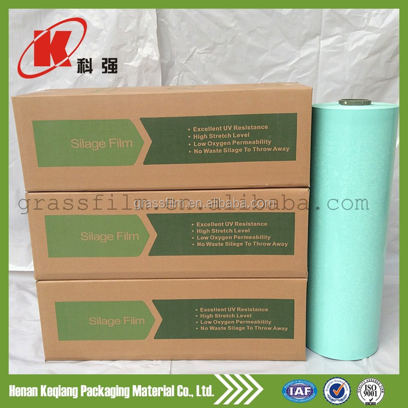 Pe silage stretch folie plastic folie for agriculture
