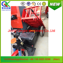 new electric cargo tricycle dump