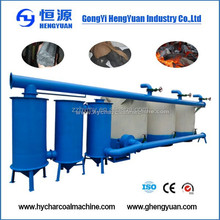 High Durability wood waste continuous carbonization furnace 0086 15238032864