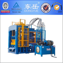 recycled autoamtic concrete bricks making machine line