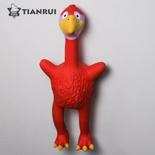 Hot Sell Latex Chicken Products,Squeaky Latex Dog Toy