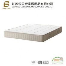 Alibaba Certified Top Supplier Memory foam and Spring Mattress